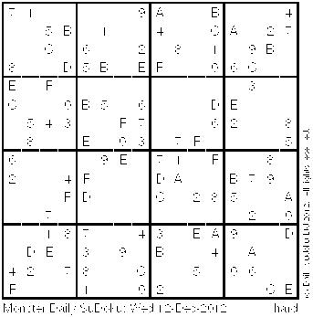 12er Sudoku