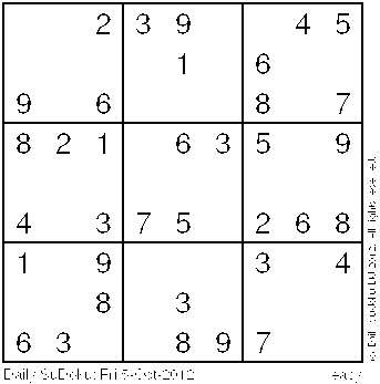 It is a picture of Clever Printable Sudoku 2 Per Page